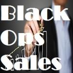 Black Ops Sales